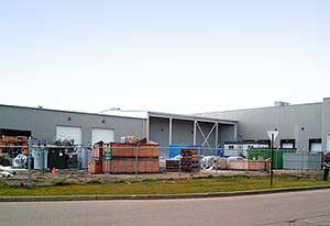 Waste Management Environmental Services Edmonton Alberta